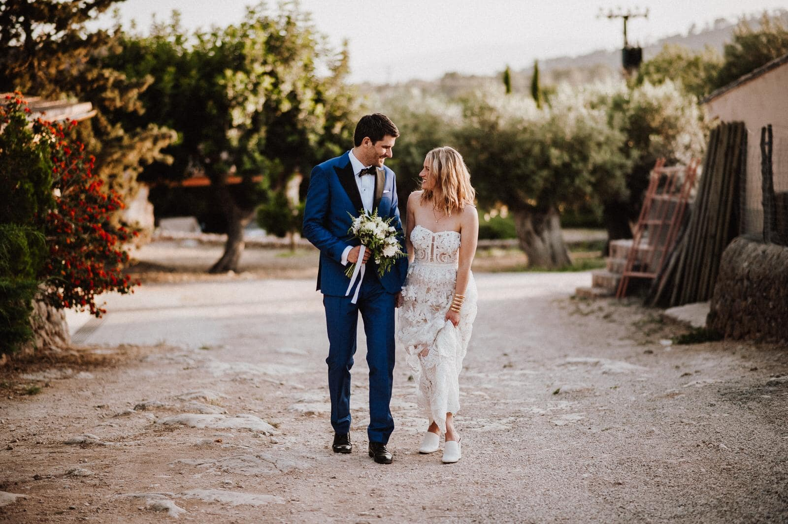 Wedding in the countryside of Majorca