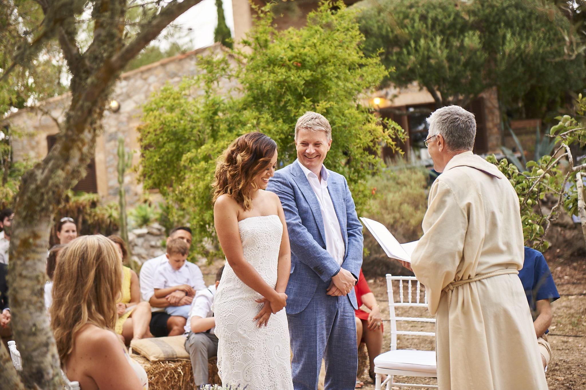 Different Wedding in Majorca
