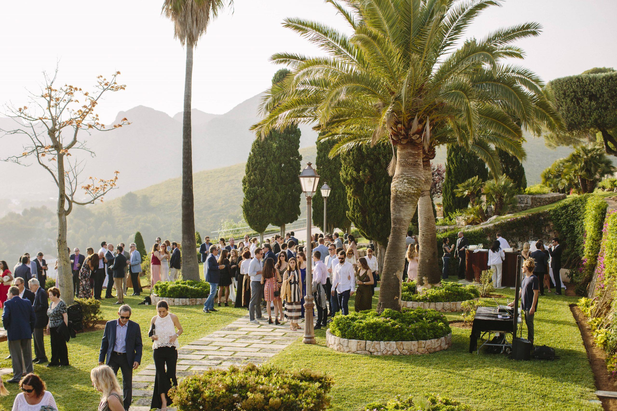 Donde hacer un evento en Mallorca