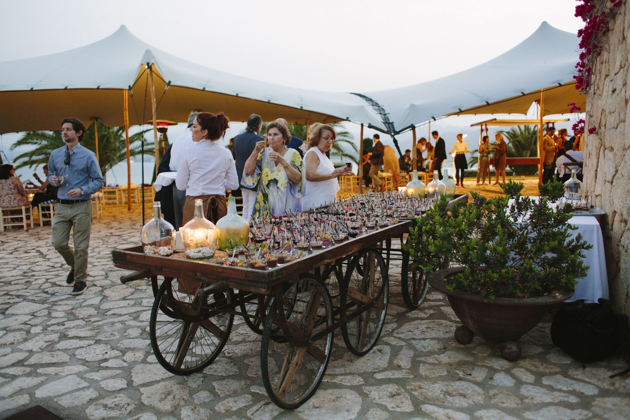 I want to do an event in Mallorca