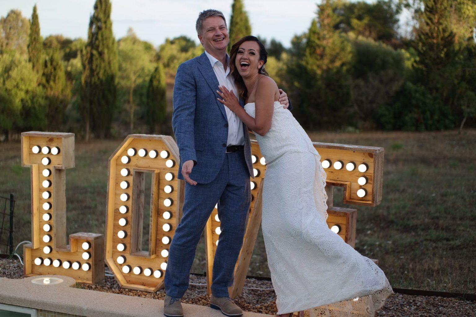 Wedding in Majorca Farm