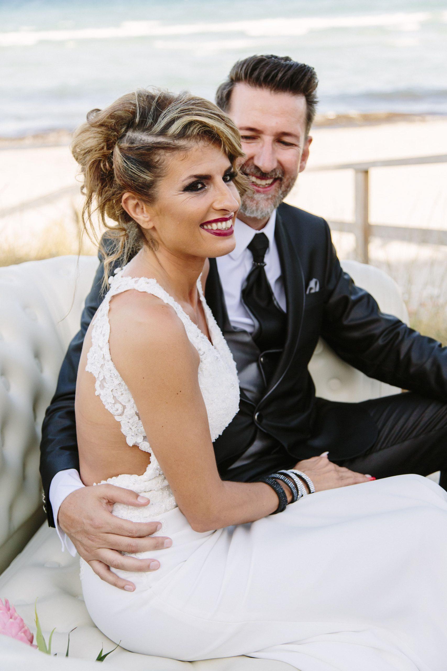 Wedding in the Mediterranean