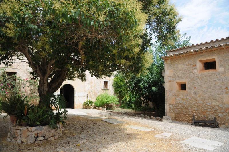 Finca Binissati in Mallorca for wedding and event
