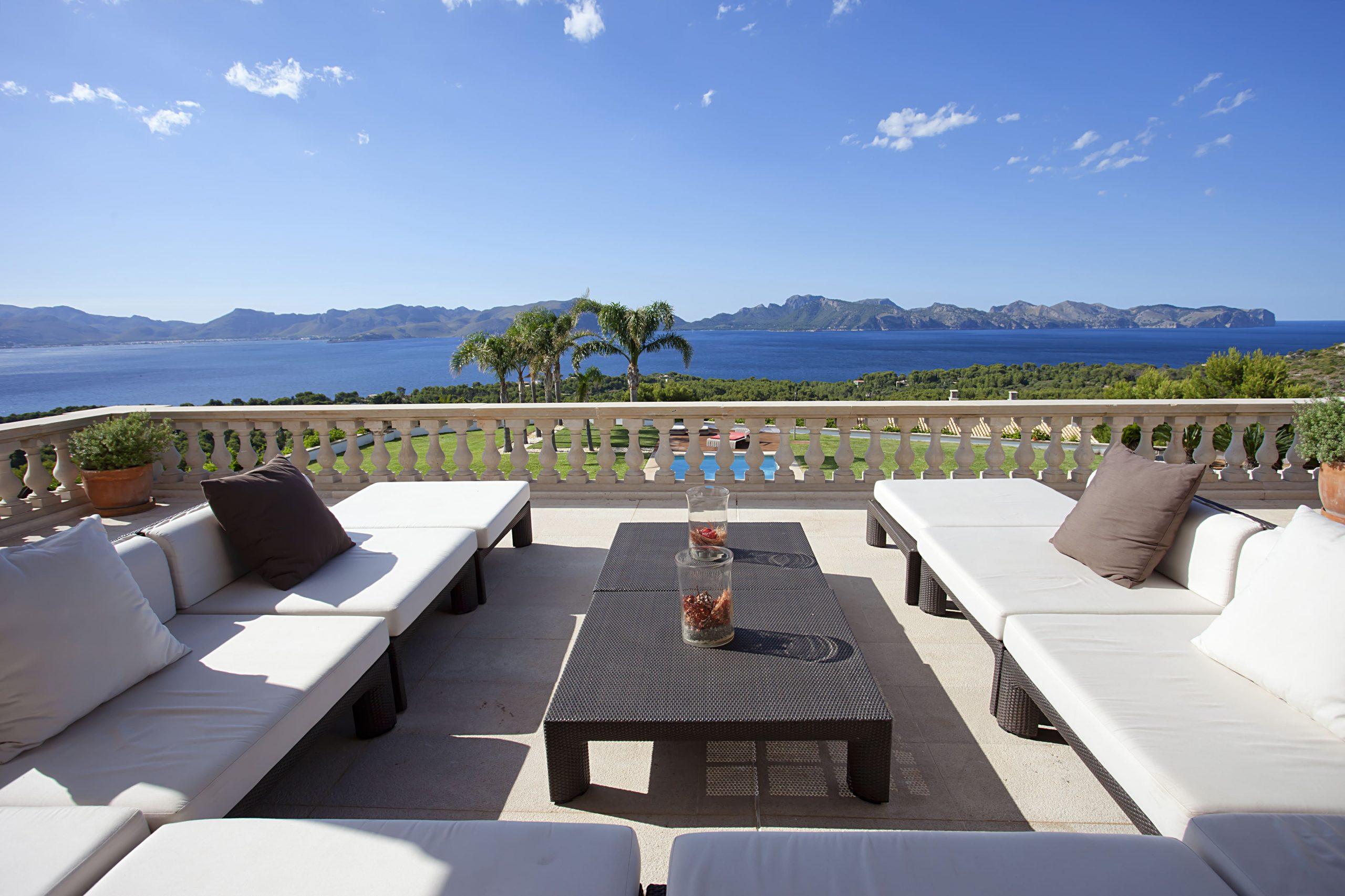 Wedding near the sea Majorca