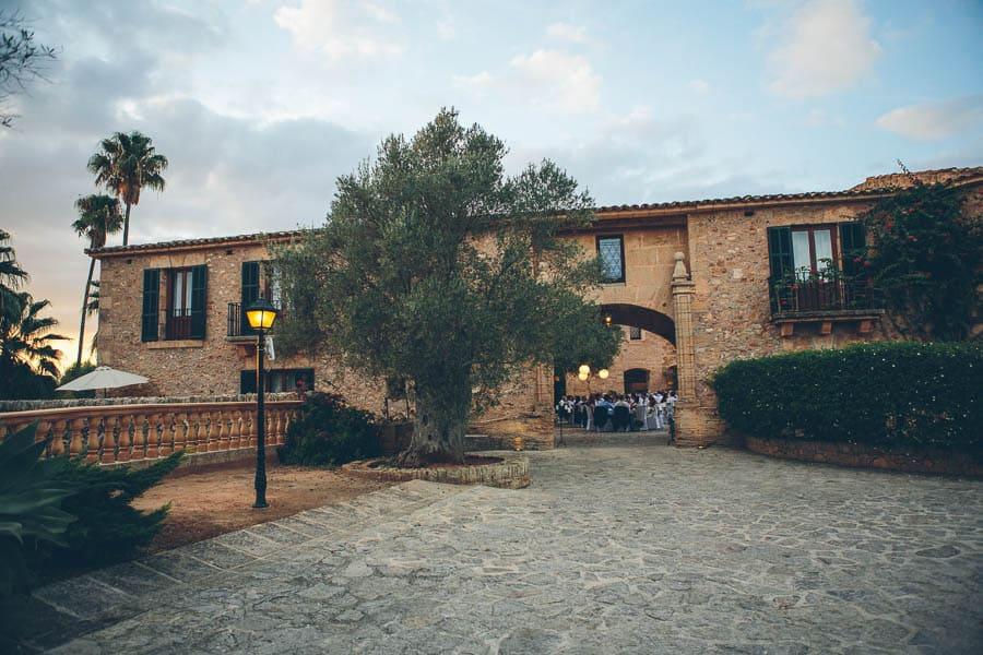 Hotel Casal Santa Eulalia para bodas, ceremonias y eventos en Can Picafort Mallorca