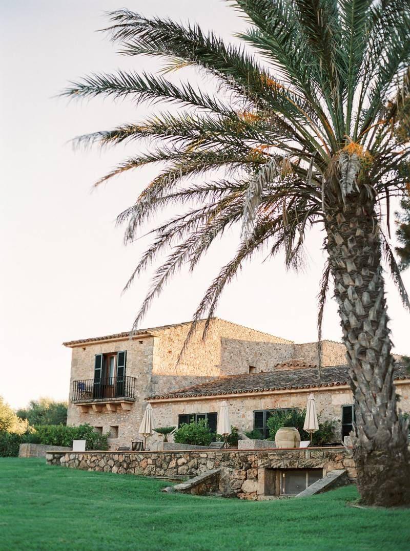 Casal Santa Eulalia wedding location for event in Mallorca Spain