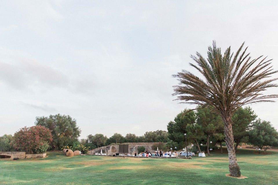 Casal Santa Eulalia beach venue for wedding and event Mallorca