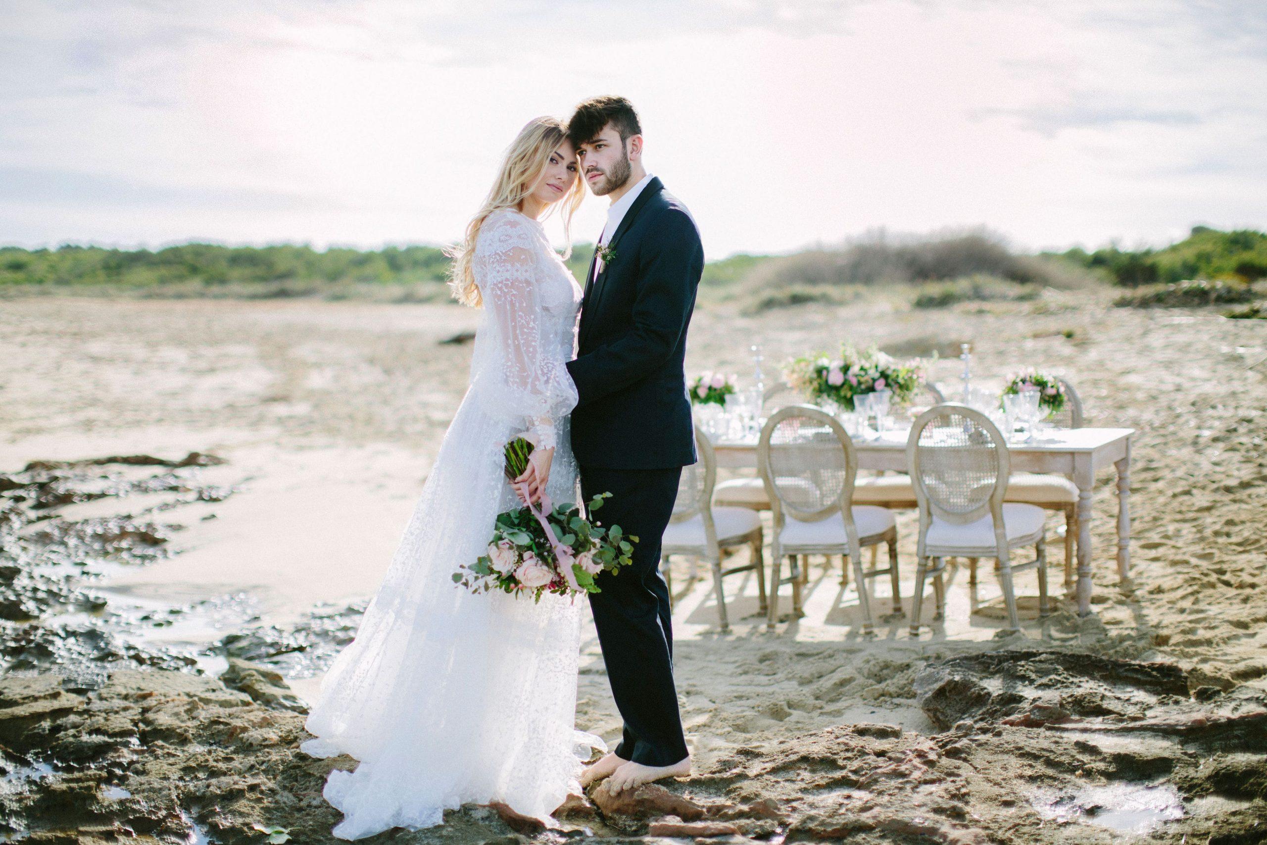 Wedding by the sea in Majorca