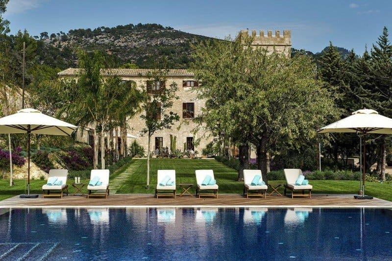 Hotel Castillo Son Claret