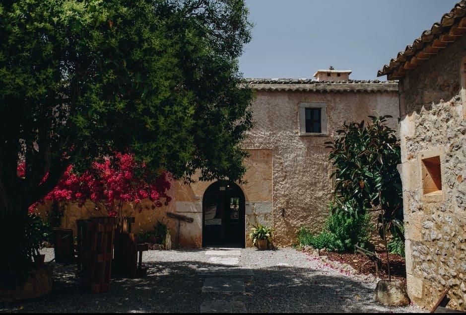Farm for a wedding in Majorca