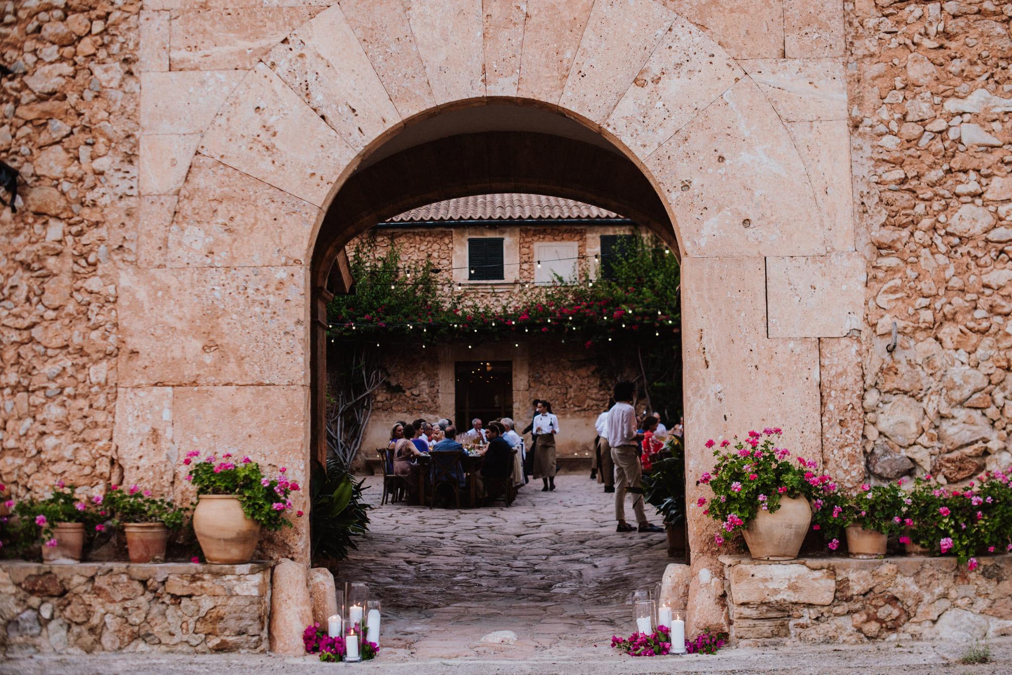 Finca for wedding Majorca