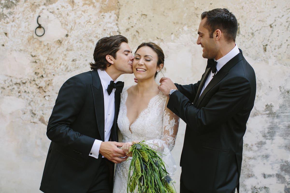 wedding planner in Palma inspiration for bride bouquet de Mallorca