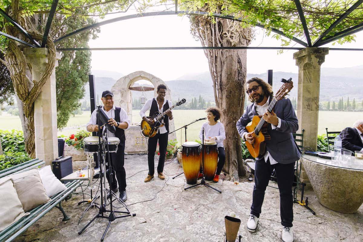 Wedding life music band Mallorca