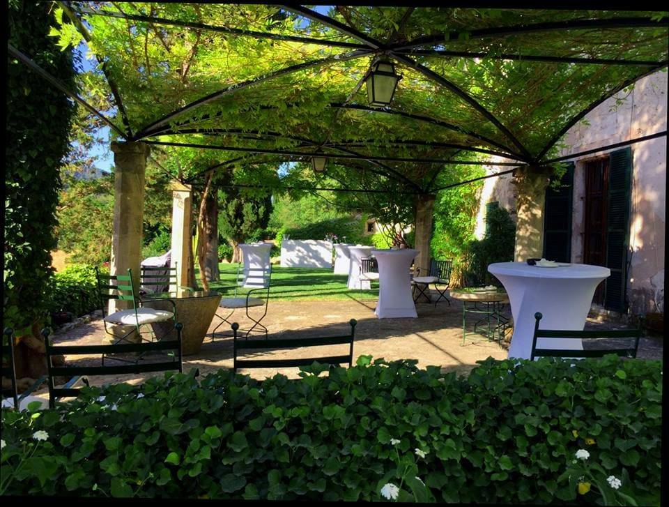 accommodation wedding finca in the mountains of Mallorca