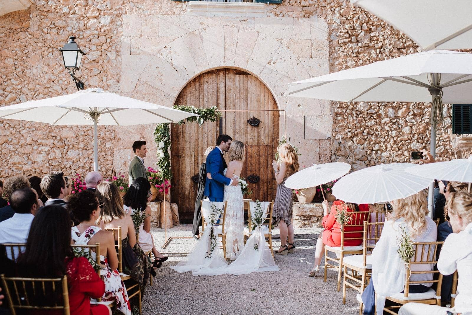 Organize your protestant ceremony in Mallorca.