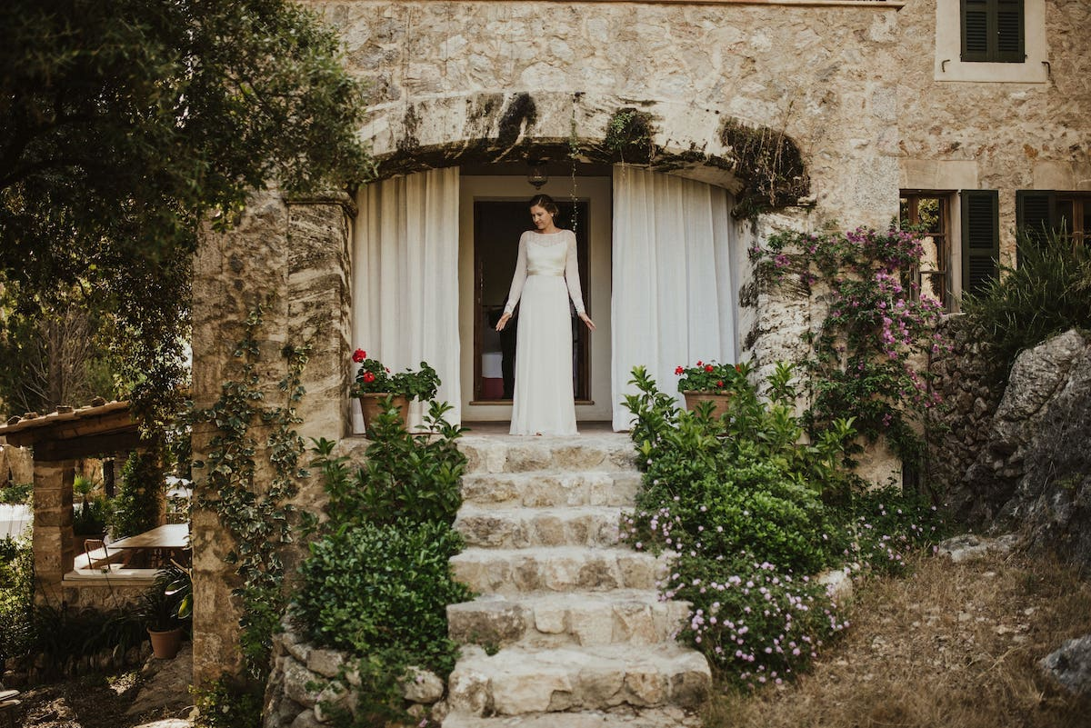 ceremony setting ideas to plan your wedding in Mortitx Mallorca