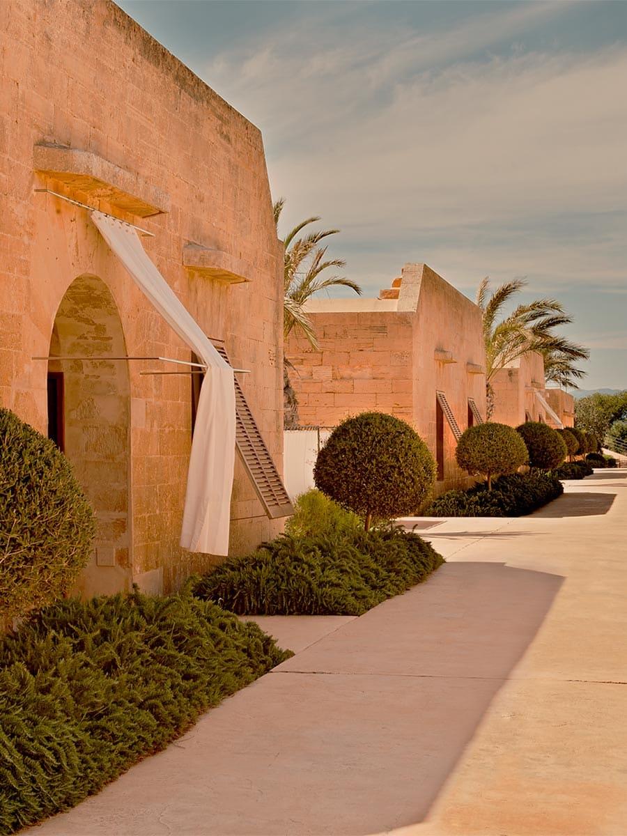 hotel de lujo cap rocat para bodas y eventos en la bahía de palma de mallorca
