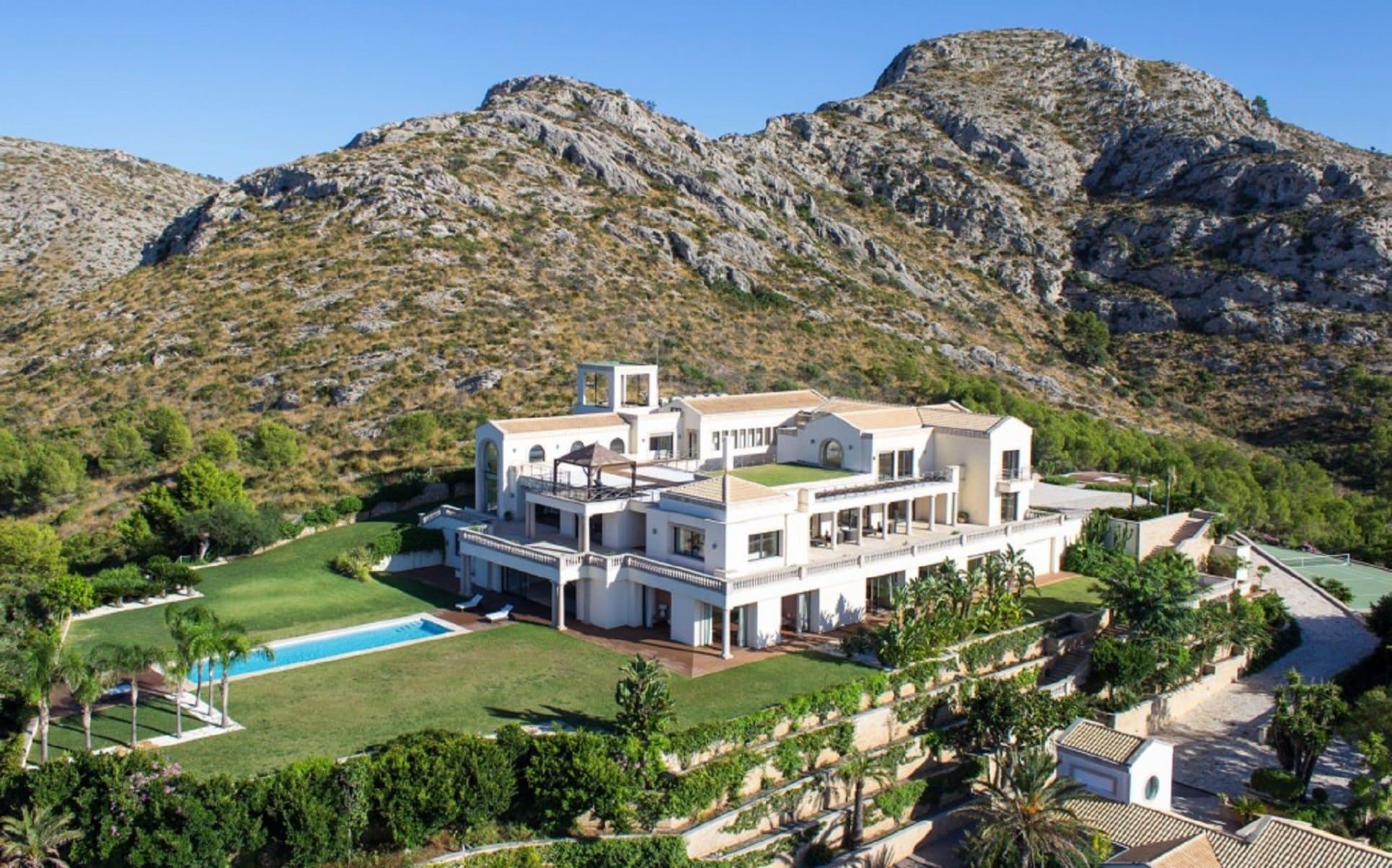 Luxury Villa in Bonaire location for wedding and event Mallorca