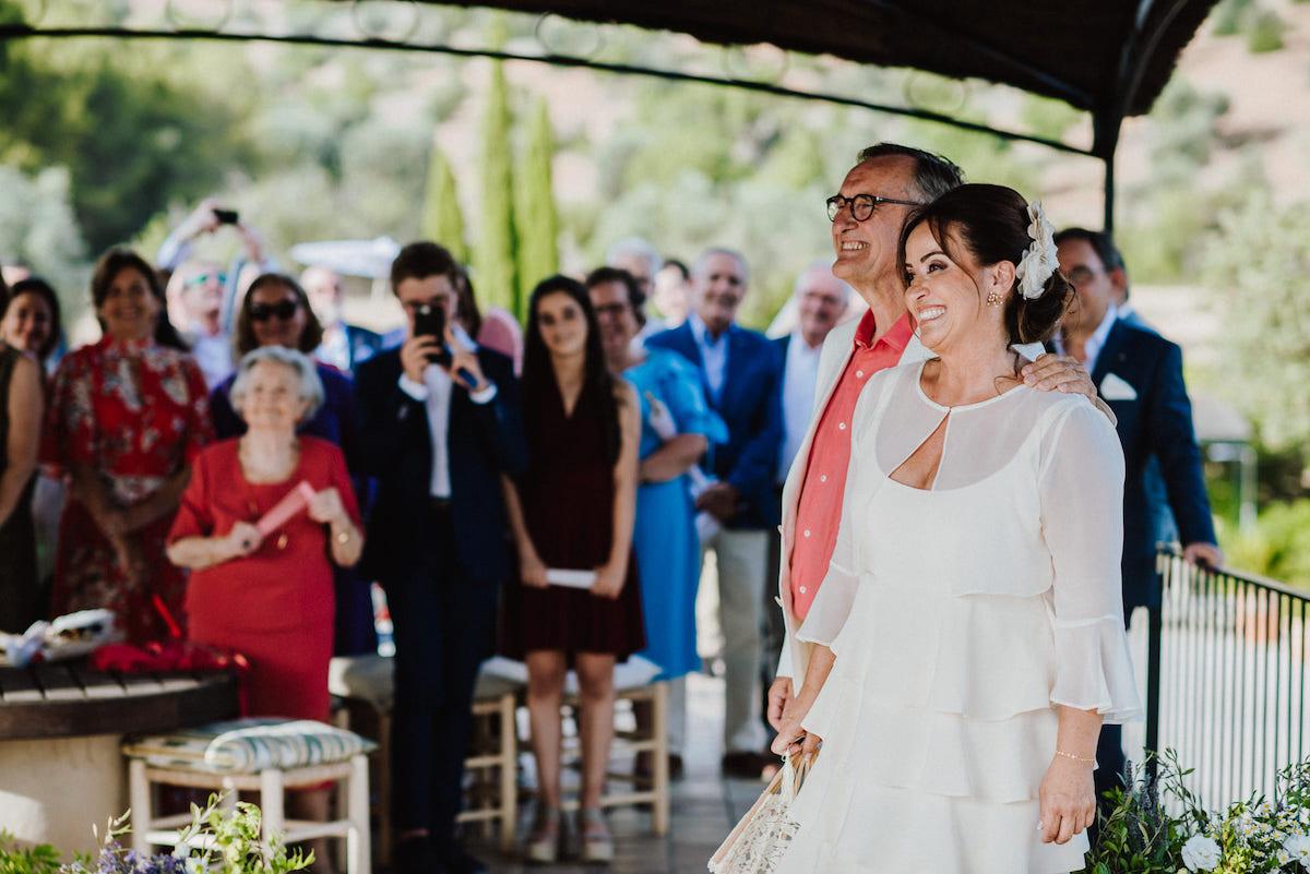 civil ceremony countryside finca es cabas mallorca