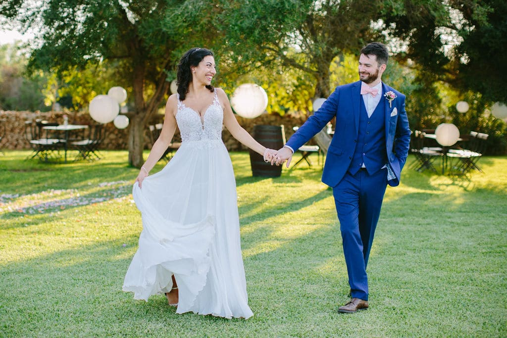 marry in a relaxed vibe in a rustic finca alaiar Mallorca