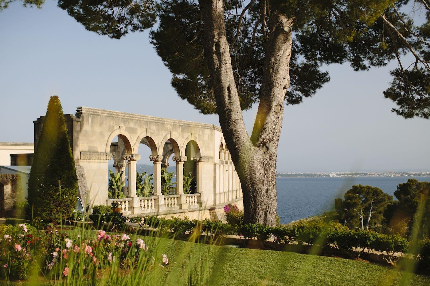 la fortaleza pollensa for luxury event and wedding in Mallorca