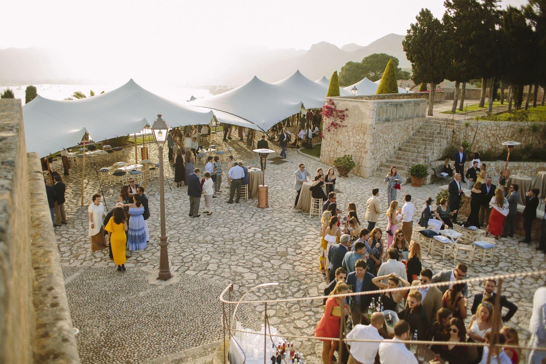 vacational hotel for rent la fortaleza wedding event planner