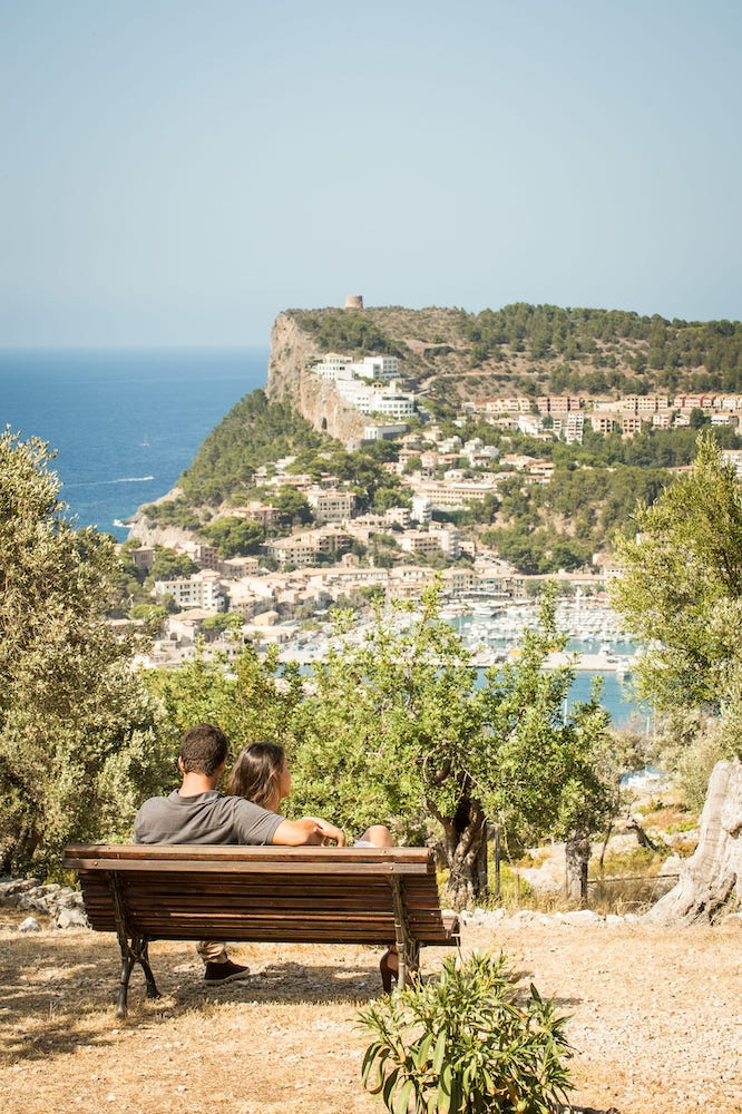 Finca in the mountains, wedding location in Mallorca