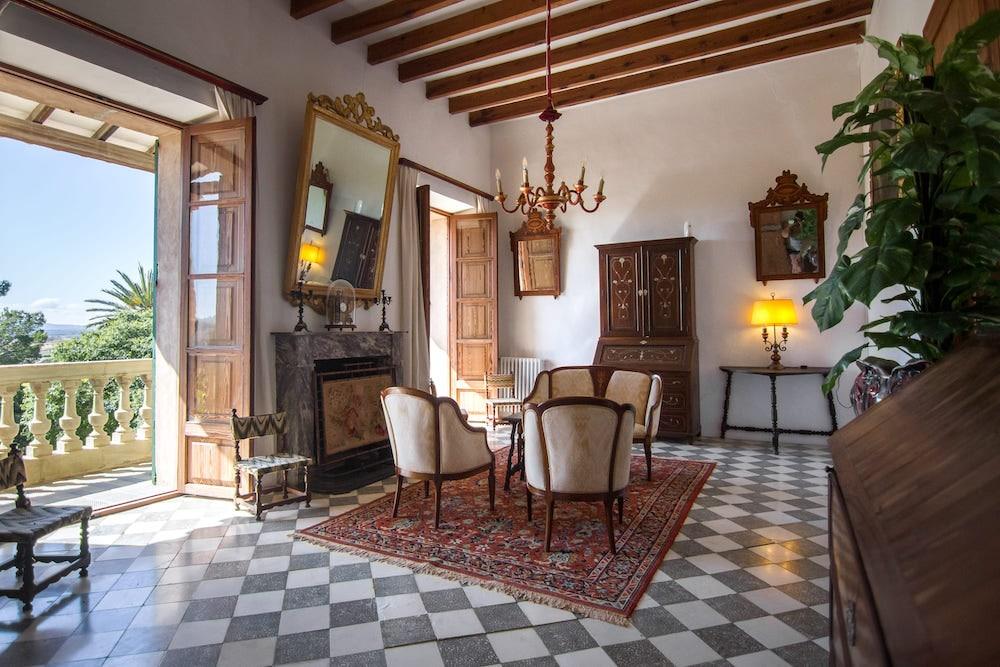 Beautiful rustic finca location for wedding in Mallorca