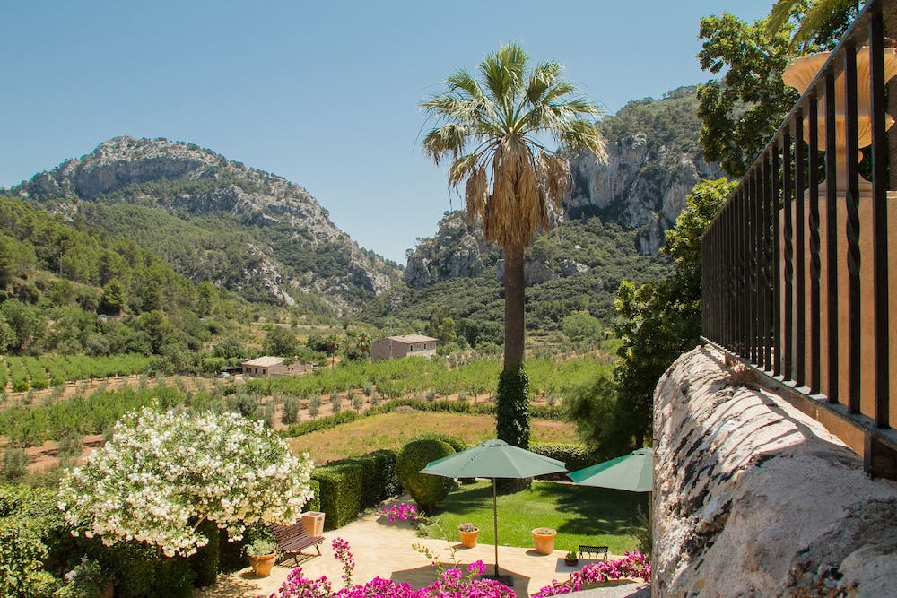 Superb wedding location in Mallorca