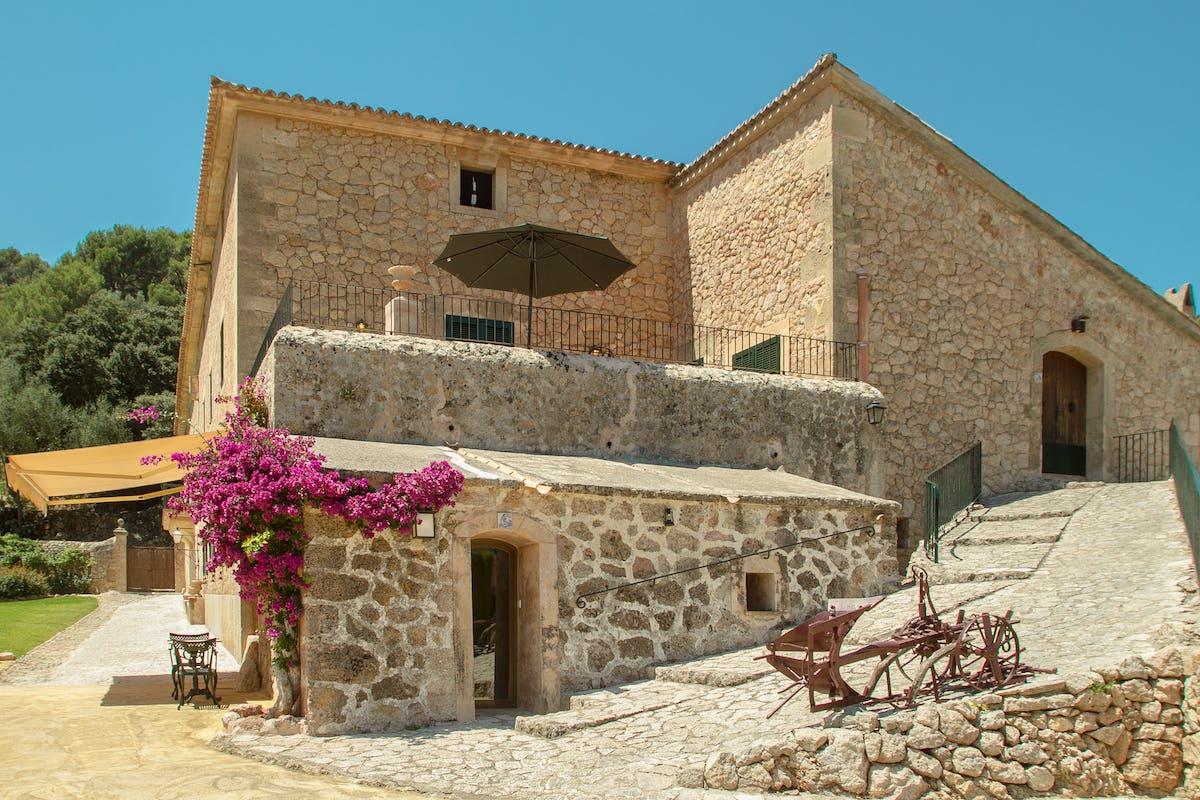 Superb wedding location in Mallorca