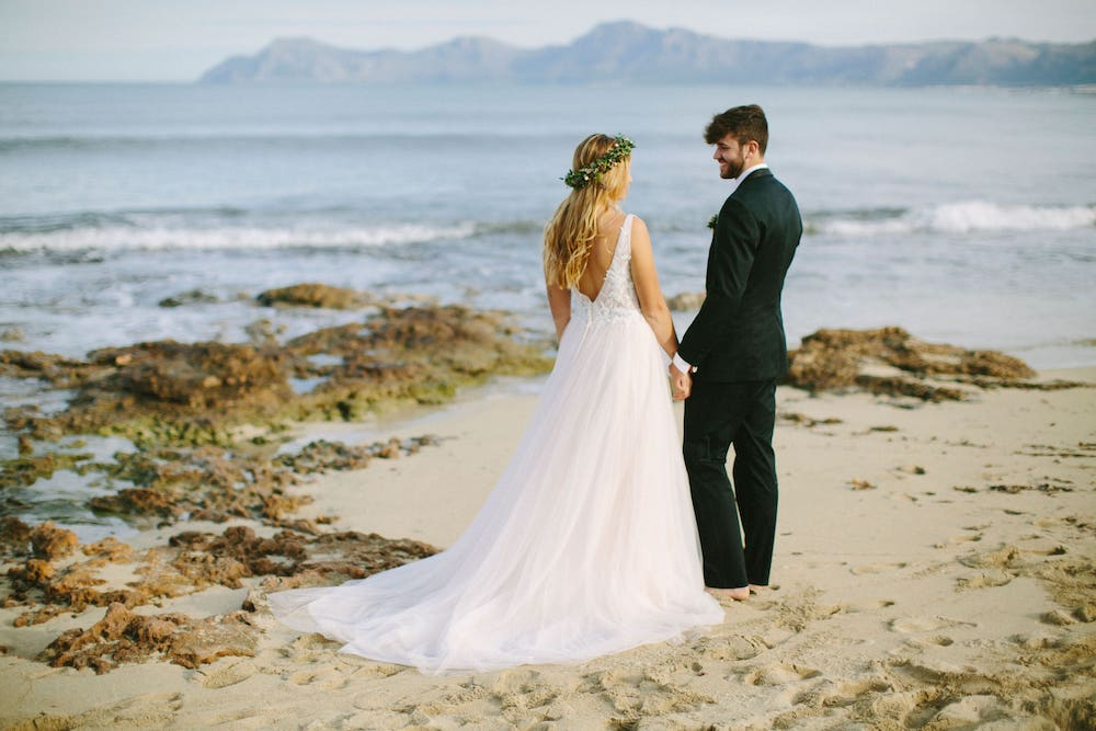 Cosas a tener en cuenta sobre cómo organizar una boda en la playa