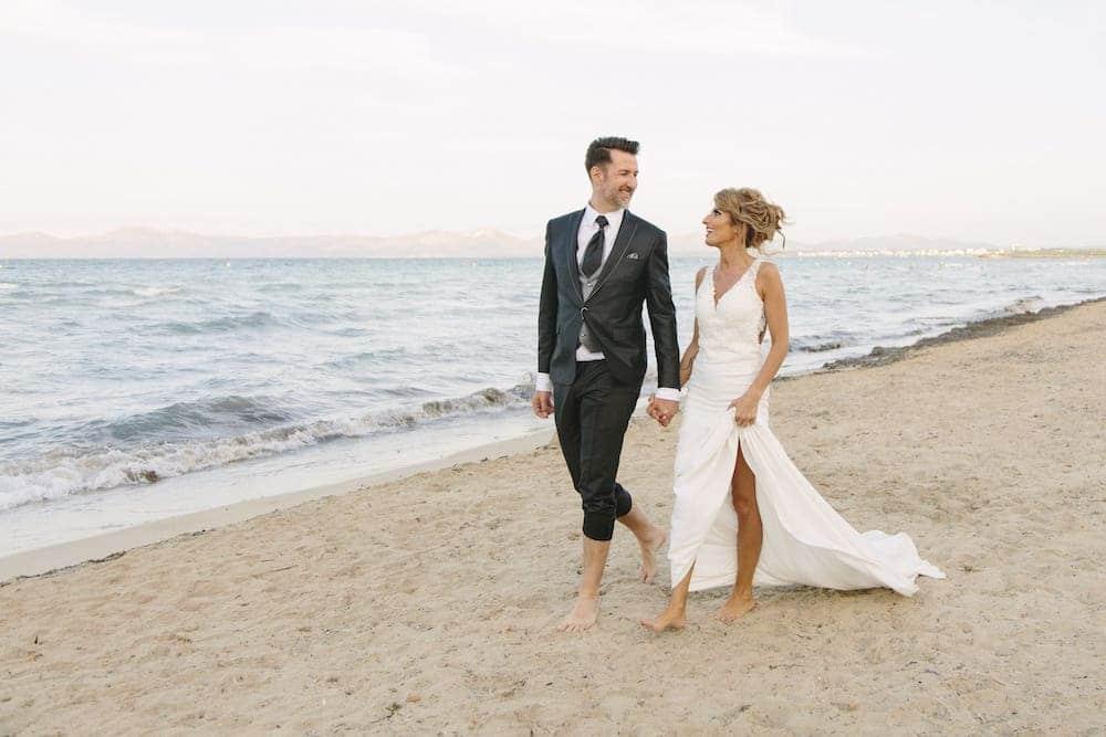 Que tener en cuenta a la hora de organizar una boda en la playa