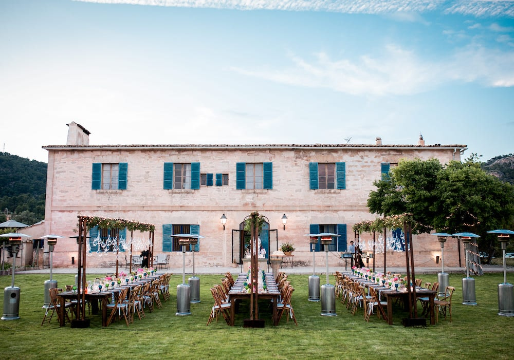 Best locations for your wedding in Mallorca