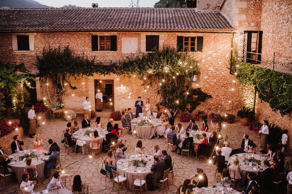The best fincas for wedding in Mallorca