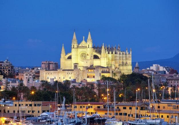 Churches in Palma de Mallorca