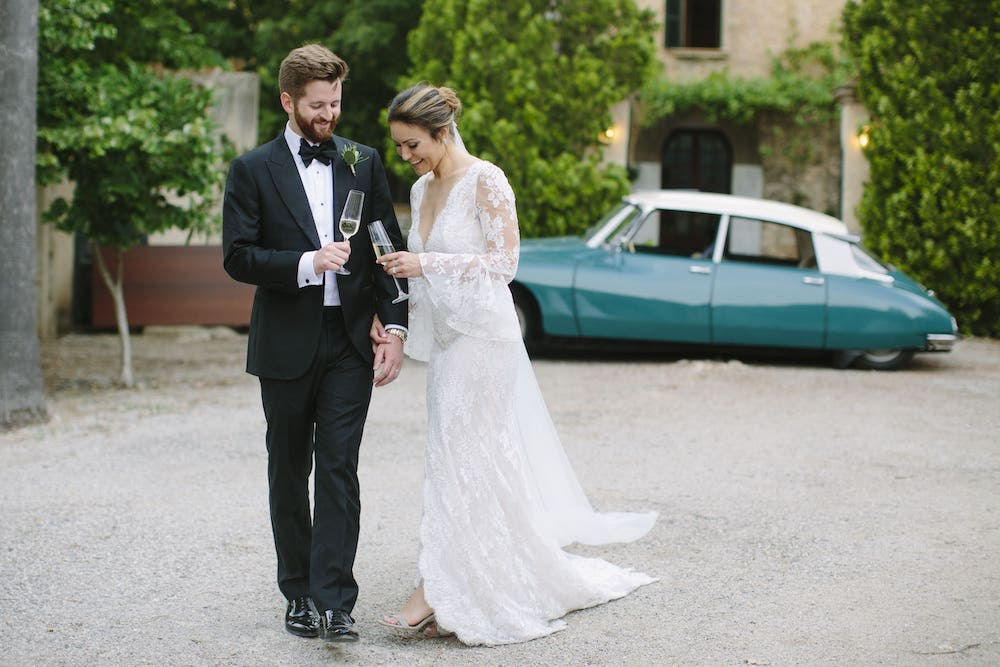 Choose the best fincas for wedding in Mallorca
