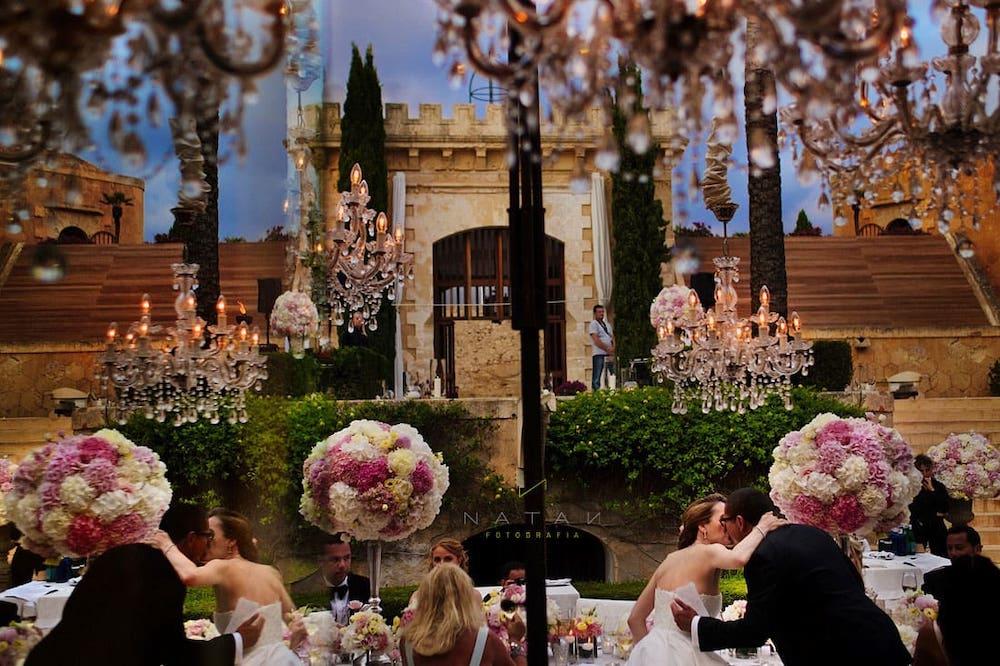 Hotel para bodas cap rocat en Mallorca