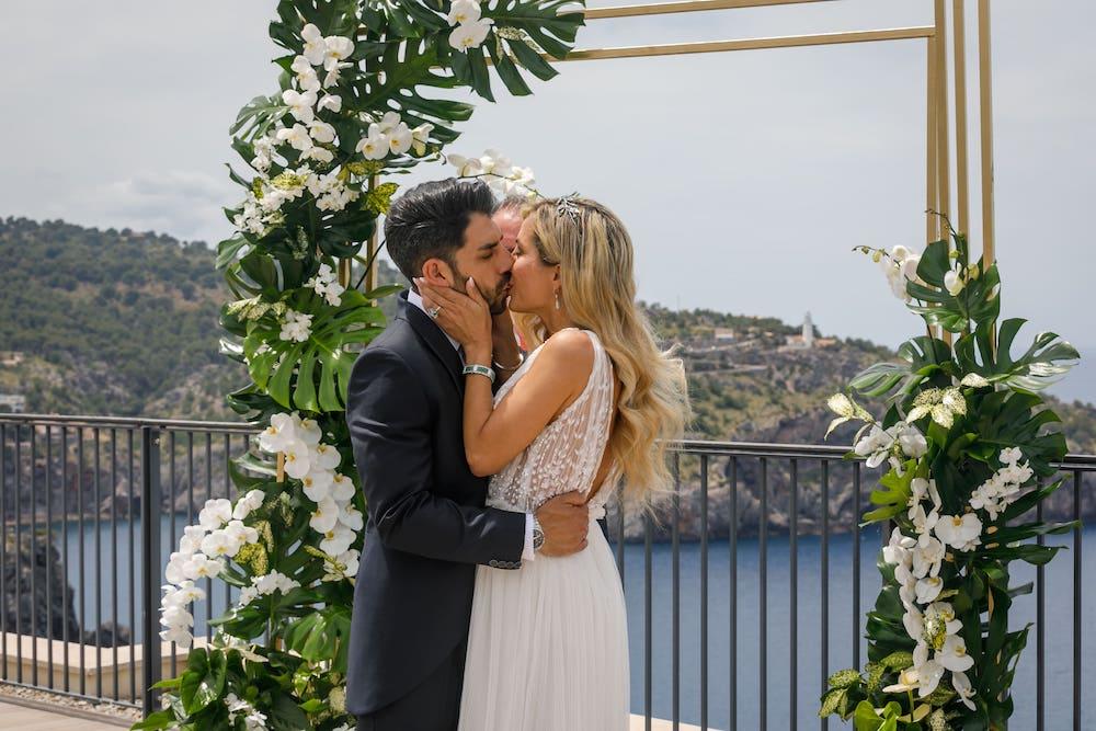 Making off of a beautiful wedding in Mallorca