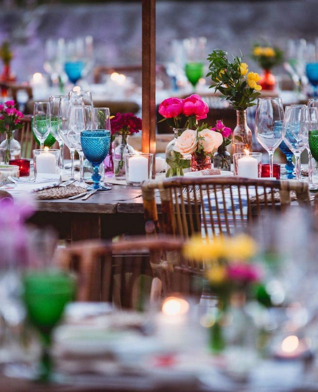 decoración para boda en Mallorca
