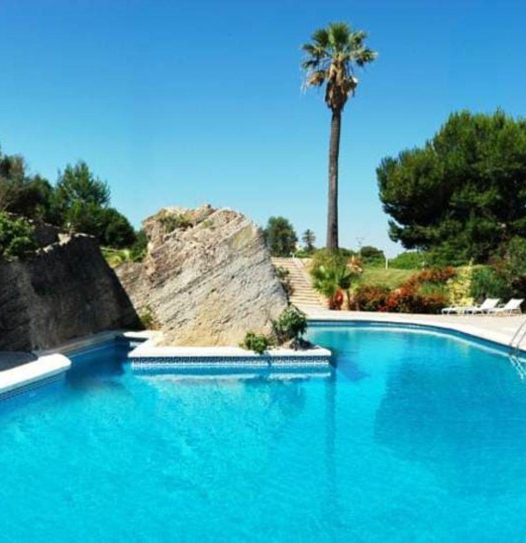 Hotel Casal Santa Eulalia para bodas y eventos con vistas al mar en Mallorca