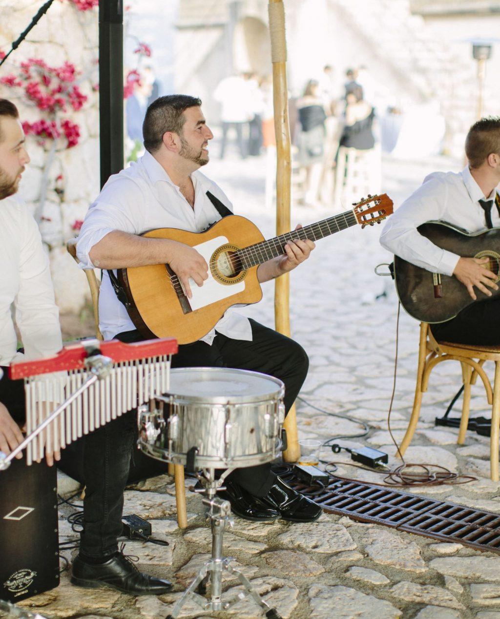 banda de música para bodas y eventos en la fortaleza de pollensa Mallorca