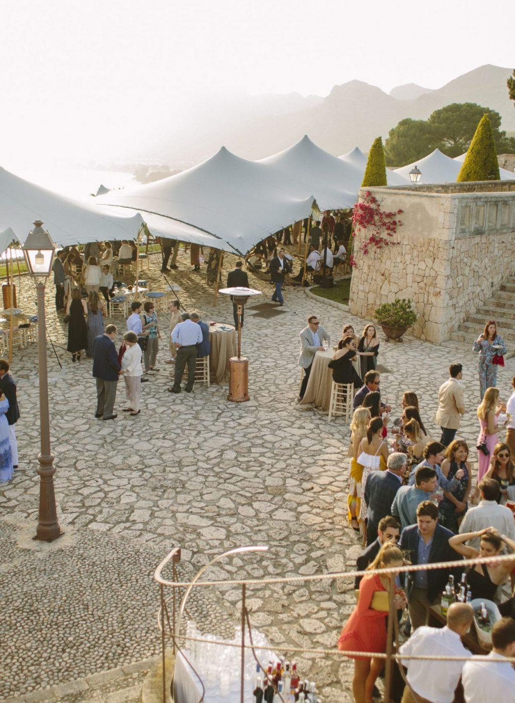 Wedding in Sa Fortalesa