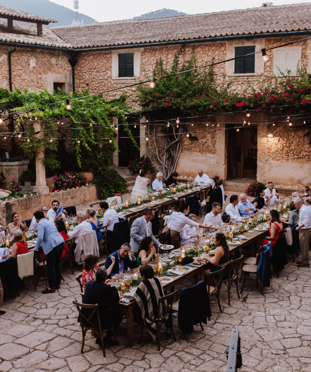 Special place for wedding in Spain