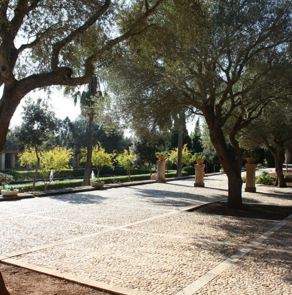 Sitio único para evento en España