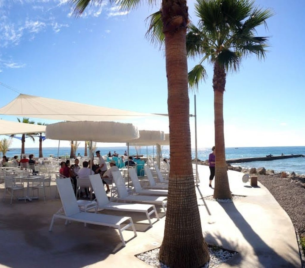 Anima Beach Club wedding venue for event at Palma de Mallorca