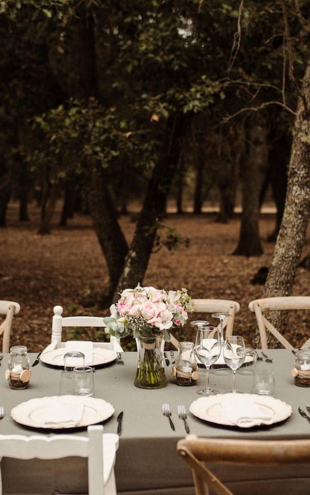Finca Binissati romantic wedding and event