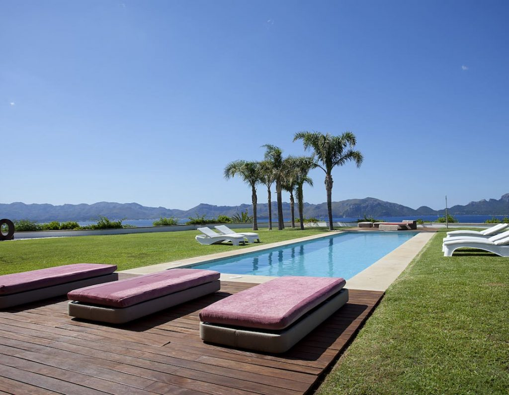 Luxury Location bonaire paradise for wedding and event in Mallorca