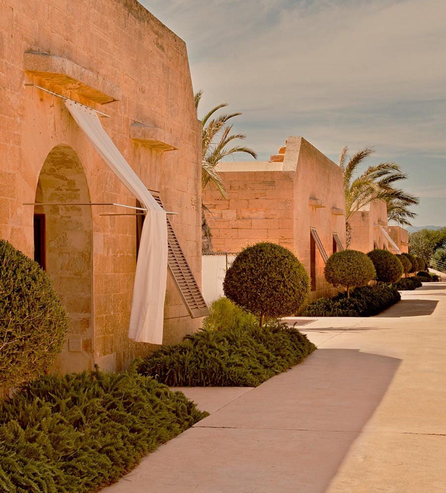 hotel cap rocat wedding in the bay of Palma de Mallorca