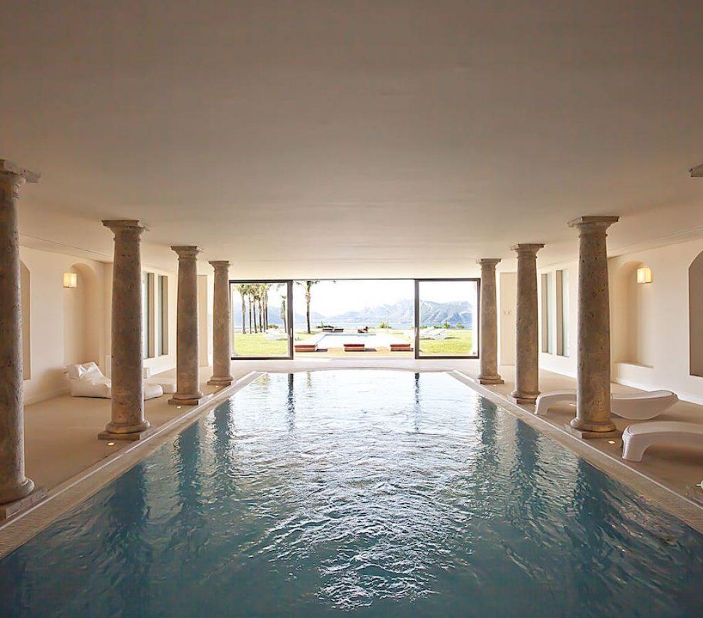 lugar exclusivo para bodas y eventos en Bonaire, bahía de pollensa Mallorca