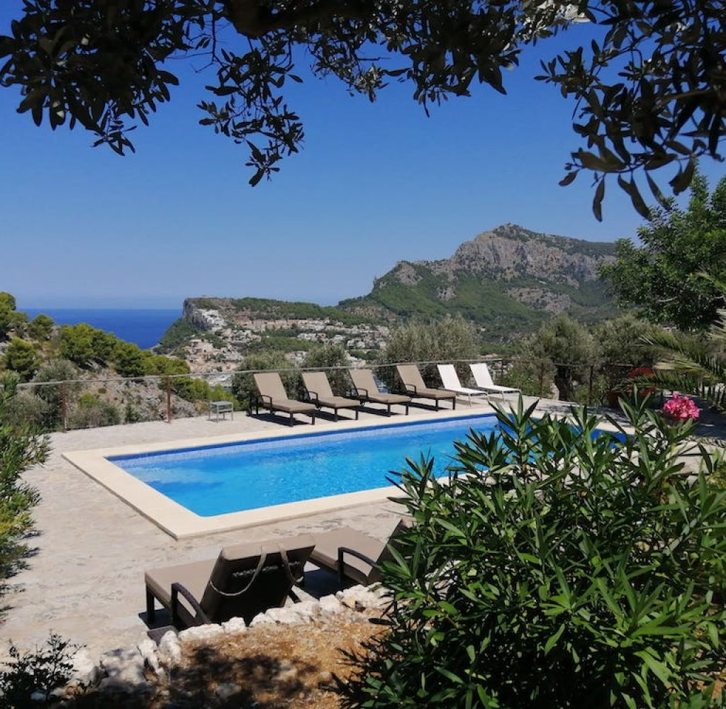finca in the mountain for wedding location in Mallorca